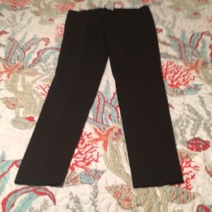 Crown and Ivy black pants